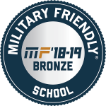 Military Friendly School Seal of Approval, 2018-19